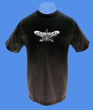 Männer Herren T-Shirt Rise or Rust Hardcore Record Label Graz schwarz S M L XL