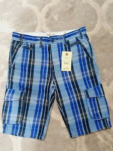 Abercrombie and fitch Men Cargo summer  Shorts Size L new with tags