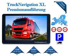 TruckNavigation XL Premium - Das Original - 7 Zoll, Brückenhöhen, Rastplätze