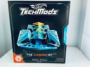 Hot Wheels TechMods The Gaming RC Accelo GT