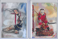 Esposito / Cheevers Authentic Artist Signed Limited Edition Artist Signed Cards
