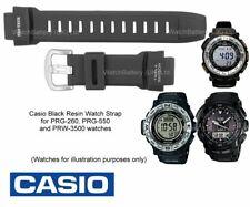 Genuine Casio Watch Strap Band for Casio PRG-260, PRG-550 & PRW-3500 - Black