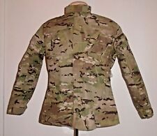 US Military Army Multicam Combat Coat Flame Resistant Men's M MEDIUM-X-LONG