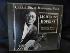 Lightnin 'Hopkins – Morning Blues: Charly Blues Masterworks, vol. 8