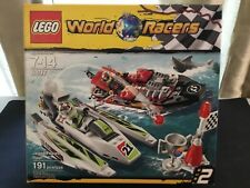 Lego World Racers Jagged Jaws Reef 8897 Race 2