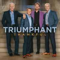 Triumphant - THANKFUL [New CD]