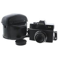 Spiegelreflex Analogkamera Bundle mit Film