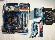 Star Wars Droid Factory set complete-  build a droid     AOTC 2002 E II