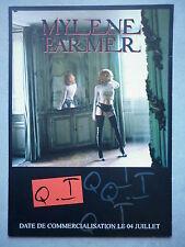 Mylene Farmer plan média Q.I