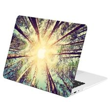 """Autumn Forest  Rubberized Hard Case Cover for Macbook Air 13""""  A1369 & A1466"""