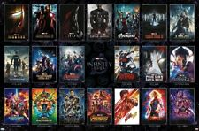 Marvel Avengers - Movie Collage Poster - 22x34 - 19619
