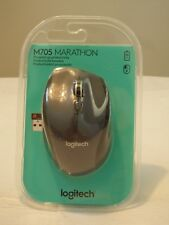 * NEW IN BOX* Logitech M705 Marathon Wireless Laser Mouse with Unifying Receiver