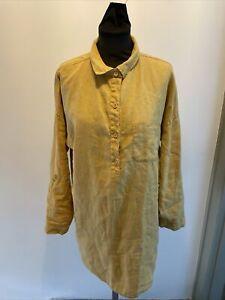 Seasalt Nicky Berry Shirt 100% Linen