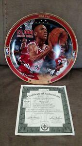 "Michael Jordan - Return to Greatness Plate #9 ""NBA 101"" - Upper Deck"