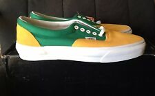 2008 VANS X CLASSIC KICKS Era. Vintage Colorway. Brazil. 9.5. New. Free Shipping