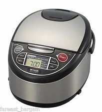 Tiger JAPAN  JAX-T18U 10 cups Microcomputer Controlled Rice Cooker