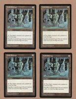 MTG - 4X Cold Storage X4 - Tempest - Rare EX/NM - Playset