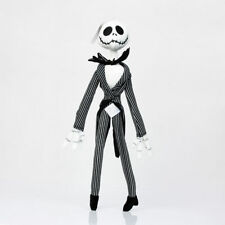 Disney The Nightmare Before Christmas Jack Skellington Doll Poseable Plush Toy