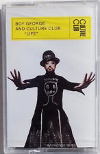 BOY GEORGE and CULTURE CLUB Cassette - Life LIMITED EDITION 200 Made ! In Stock