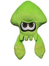 BRAND NEW Loot Crate Nintendo Splatoon Green Squid Plush