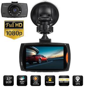 1080P Car DVR Dash Cam Vehicle Video Recorder Camera G-Sensor Night Vision Best