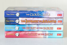 Lot of 4 (#1-4) THEA STILTON Special Edition Series Set HARDCOVER Books Age 7-10