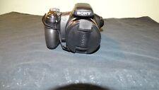 Sony Cyber-shot DSC-HX1 9.1MP Digital Camera - Black