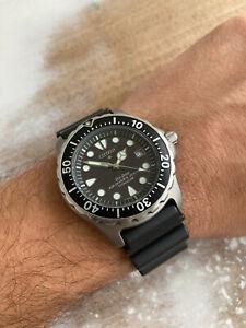 Citizen Titanium Eco-Drive Air Divers 7877 - H04169 TA