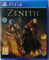 Zenith. Ps4. Fisico. Pal España