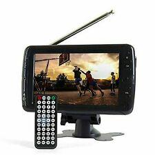 "Tyler TTV701 7"" Portable Widescreen LCD TV with Detachable Antennas, USB/SD Card"
