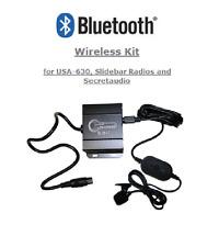 Bluetooth Kit for Custom Autosound 630, Slidebar & Secret Audio Radios
