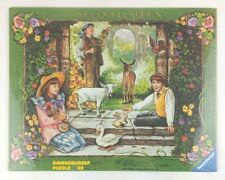 NEW Vintage Ravensburger Secret Garden Woodland 28 Piece Jigsaw Puzzle 1993 VTG