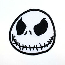 Tim Burton's The Nightmare Before Christmas Cartoon Movie T-Shirt Cap Iron Patch