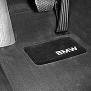 "BMW OEM '05-'10  5 SERIES  ""BLACK"" Carpeted Mats 82110302986 PLEASE READ INFO"