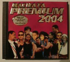 CD - V.A.: Bachata Premium 2004