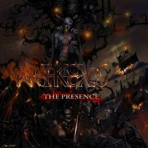 Ikelos – The Presence CD Heavy Metal Chile