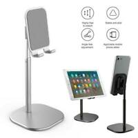 Cell Phone Desk Stand Holder Adjustable Aluminum Desktop Portable Universal NEW