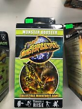 Rise Series 1 Monster Booster - Monsterpocalypse - NIB - Free Shipping