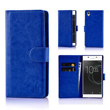 32nd Book Wallet PU Leather Case Cover for Sony Xperia Z2 Mobile Phone (d6