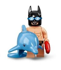 LEGO Batman Movie Series 2 MINIFIGURE SWIMSUIT BATMAN DOLPHIN SEALED 71020