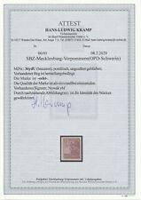 SBZ Mecklenburg Vorpommern / 36ydU ** / 500,-- M€
