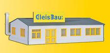 kibri 39325 Spur H0, Werkskantine GleisBau #NEU in OVP#