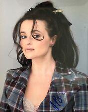 Helena Bonham Carter signed 10x8 Image J photo UACC AFTAL RACC Trusted dealer