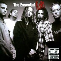 THE ESSENTIAL KORN CD KORN BRAND NEW SEALED, GREAT DEAL!!