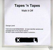 (A137) Tapes 'N Tapes, Walk It Off - DJ CD