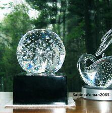 CARDER STEUBEN art deco GLOBE LUMINOR crystal ball 1920s lamp light moderne orb