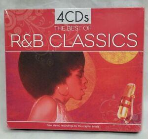 The Best of R& B Classics (4 CDs) NEW