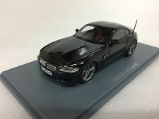 1/43 NEO SCALE MODELS 44467 BMW Z4 M COUPE BLACK resin model car