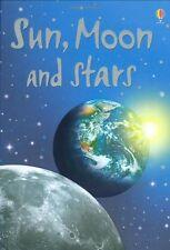 Sun, Moon and Stars (Usborne Beginners),Stephanie Turnbull- 9780746074770
