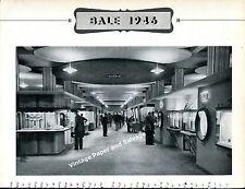 1946 Swiss Watch Fair Basle Switzerland Exhibitor Photos Foire de Bale Suisse